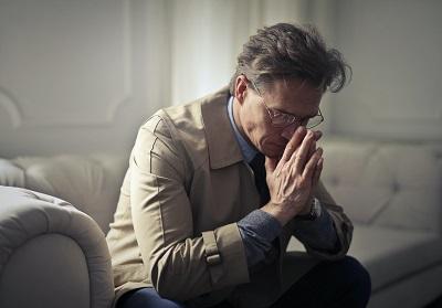 deprese, pacient, psycholog
